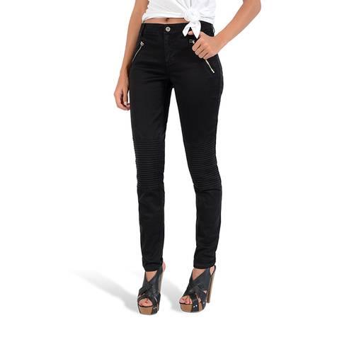 Pantalon Rosé Pistol para Mujer - Negro