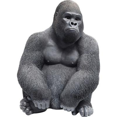 Figura decorativa Monkey Gorilla Side mediano