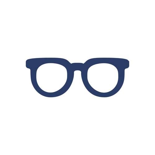 Polo Color Siete Para Hombre Gris - Gafas
