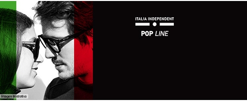 ITALIA INDEPENDENT y POP LINE Gafas