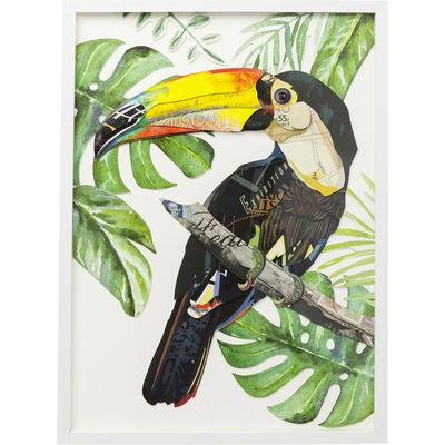 Cuadro Art Paradise Bird Single 70x50cm