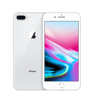 iPhone 8 Plus Silver 64GB 5.5 Pantalla Libre