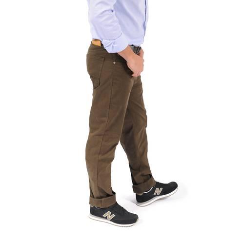 Pantalón Cleverlander Color Siete Para Hombre  - Verde