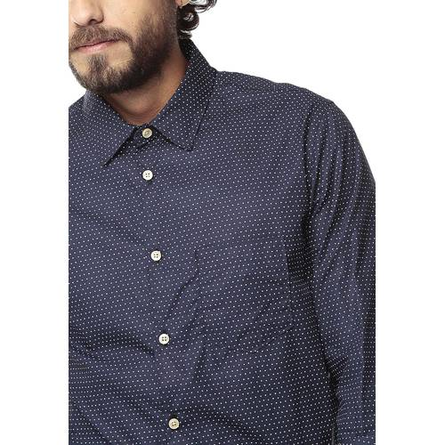 Camisa Manga Larga Thompson para Hombre Color Siete