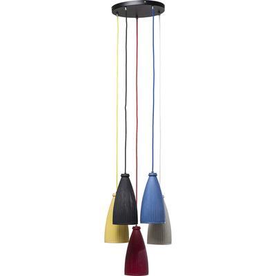 Lámpara Art colores Spiral 5