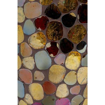 Vasija Mosaic Pebbles 30cm