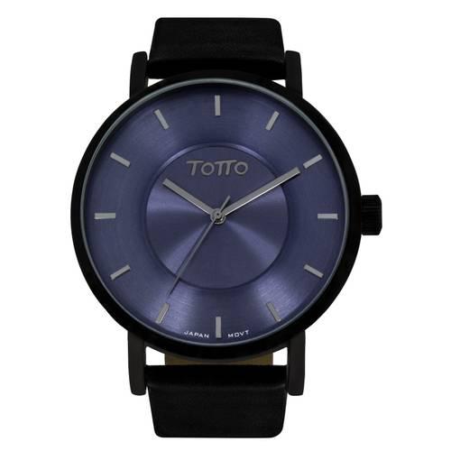 Reloj análogo azul-negro 27-4