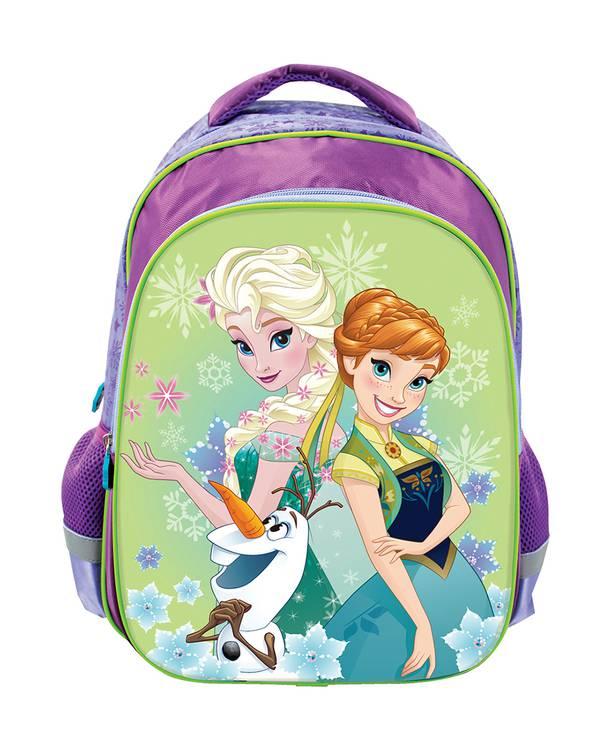 """""""Morral 16,5"""" niña Frozen (A)"""
