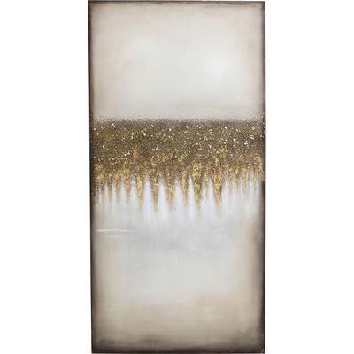 Cuadro Abstract Fields 200x100cm