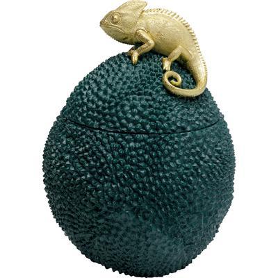 Caja decorativa Chameleon 34cm
