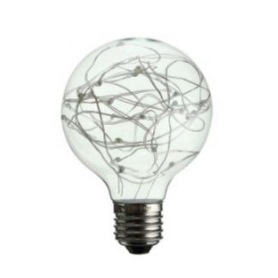 Claro G80 LED bombilla de cobre de alambre