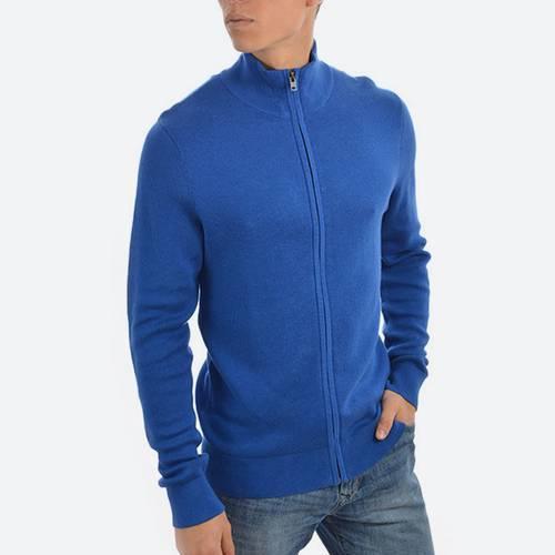 Sweater Ml Abierto Cermal Monaco Blu 001 79-0 - Tommy Hilfiger
