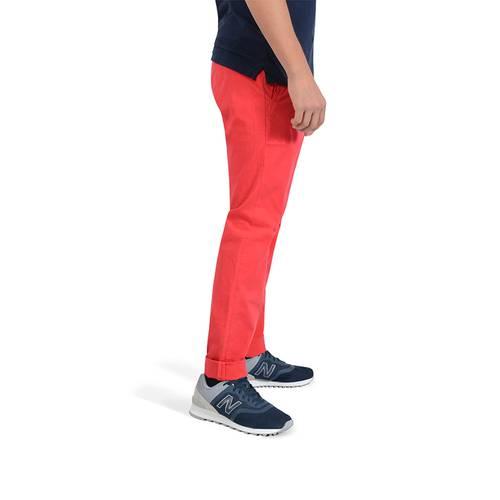 Pantalon Essex Color Siete para Hombre - Rojo