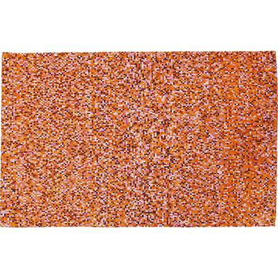 Alfombra Pixel naranja Multi 170x240cm