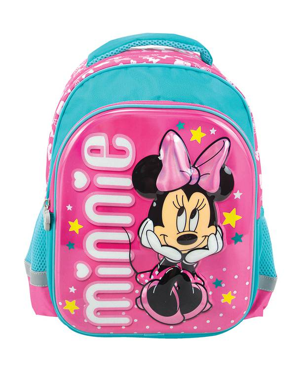 "Morral 13"""" BackPack Minnie"