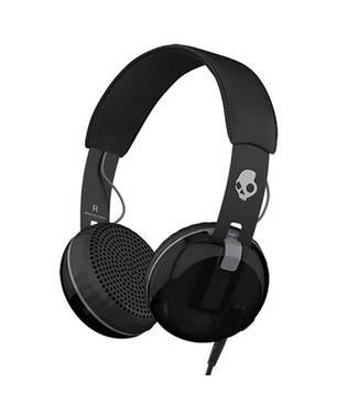 Audífonos Grind Black/Black/Gray Ttech Negro Ht-448 Negro - Skullcandy