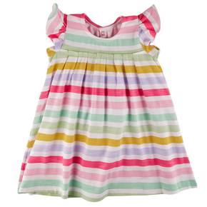 Vestido en tejido de punto Baby Girl