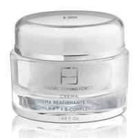 Crema reafirmante facial. formulada con promilk-f®, r-complex® y nanomes® q10. 50 g