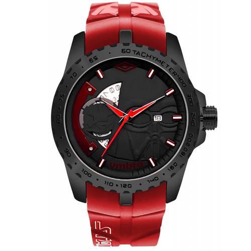 Reloj Dorado/Negro - Umb-Sw02-5