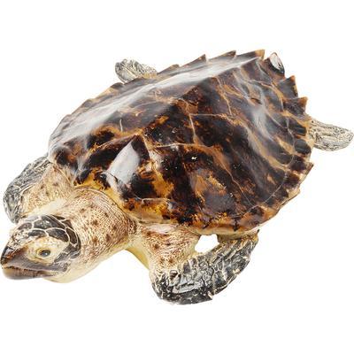 Objeto decorativo Water Turtle peq.