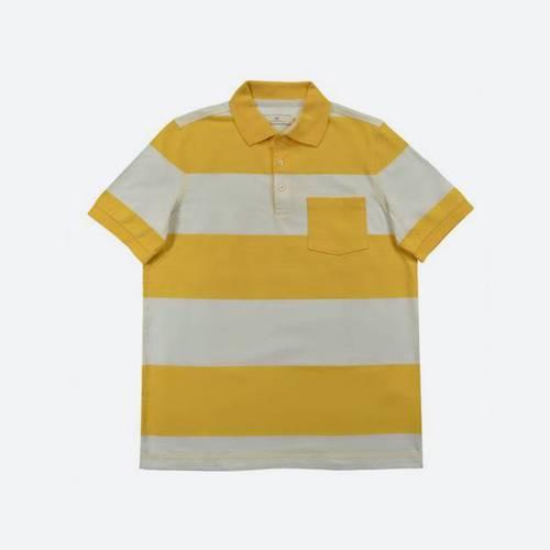 Camiseta Polo Nal Rayas Jersey Amarillo 140-93 - Arturo Calle