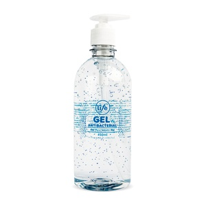 GEL ANTIBACTERIAL NEUTRAL LIFE 450 ML