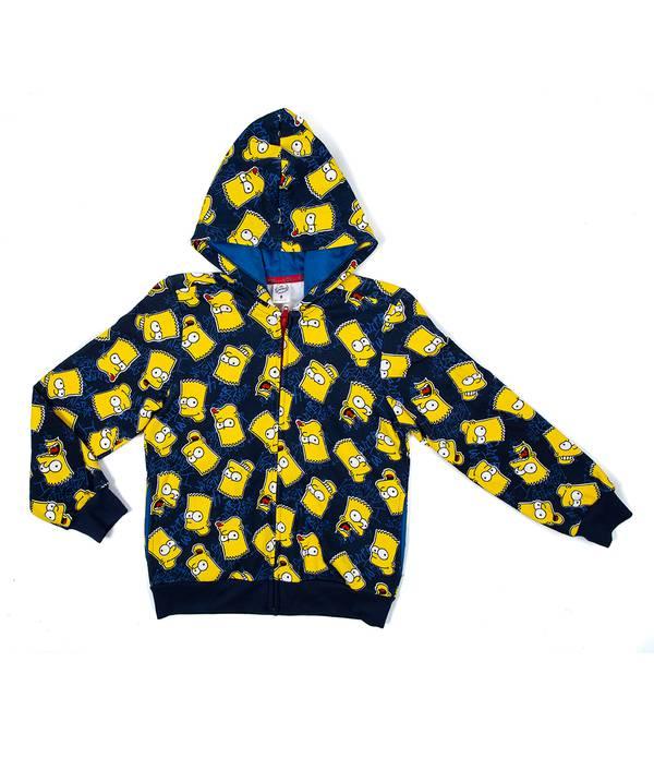 Buzo Niño Los Simpsons