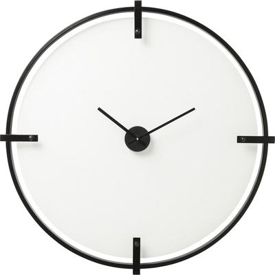 Reloj pared Visible Time Ø91cm