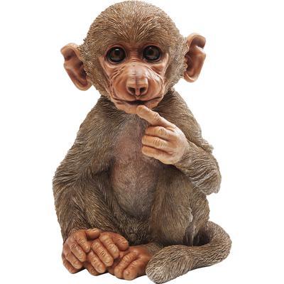 Figura decorativa Monkey Baby Baboon