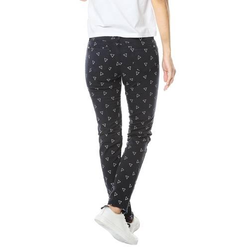 Pantalon Para Mujer Color Siete  - Azul