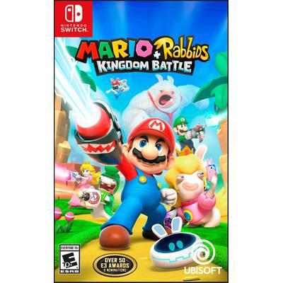 Mario + Rabbids Kingdom - Nintendo Switch