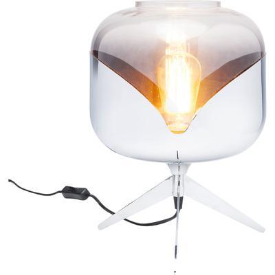Lámpara mesa Goblet Ball cromo