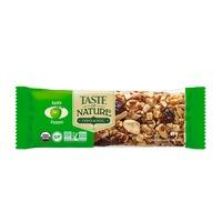 Taste of Nature Organic  BARRA DE MANZANA  40 G