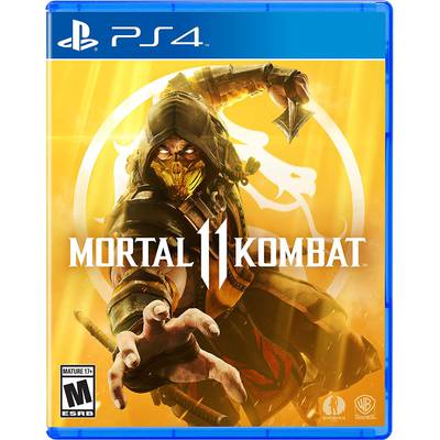 Mortal Kombat 11 PS4 Edicion Estandar