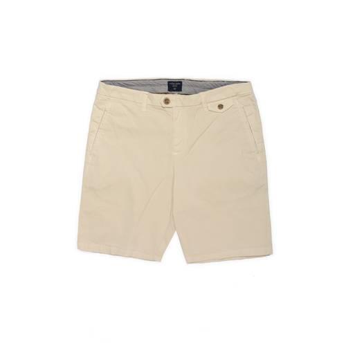 Short Essex Color Siete Para Hombre - Beige