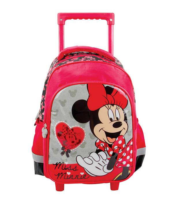 """Morral 13"""" Niña Minnie"""