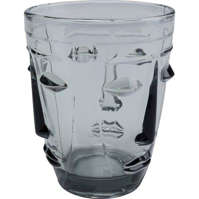 Vaso agua Cara 10cm