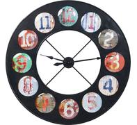 Reloj pared Vintage Colores Ø 119