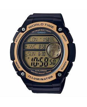 Reloj Análogo Negro -9Av - Casio