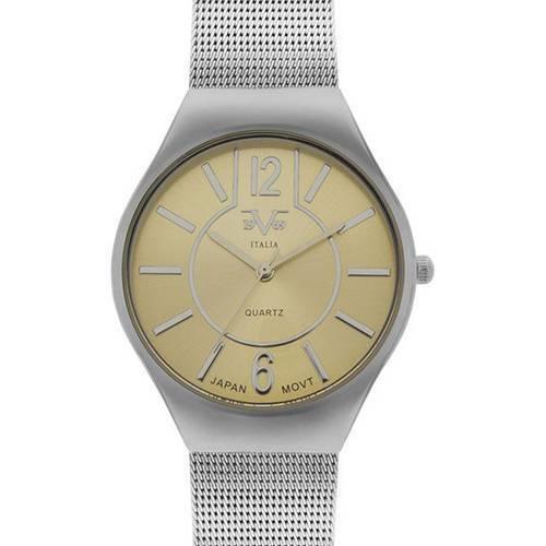 Reloj Beige-Plateado 91-2 - Versace