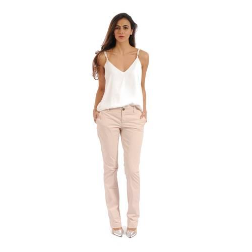 Pantalon Color Siete para Mujer-Rosa