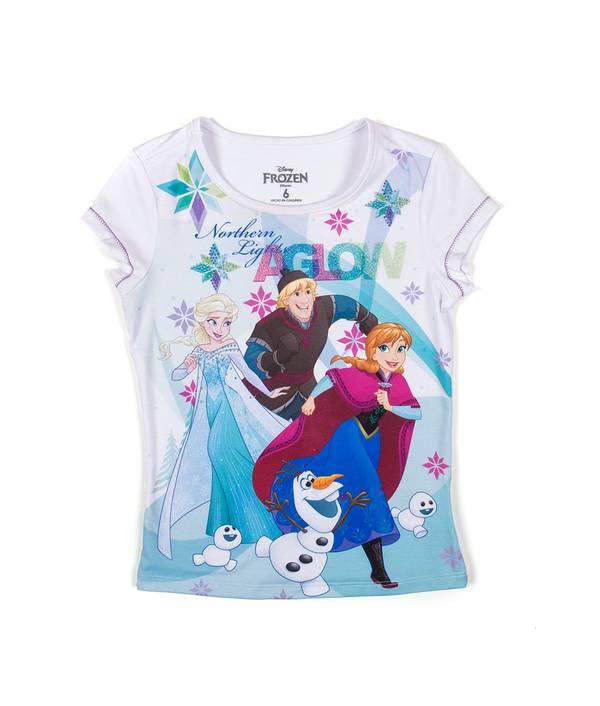 Camiseta Niña Frozen