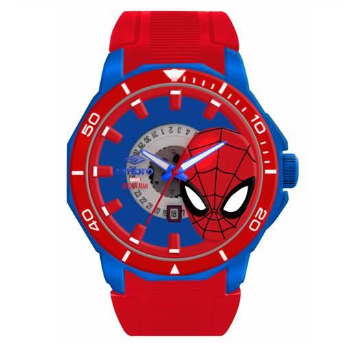 Reloj Análogo Azul-Rojo Umb-Sm01-2