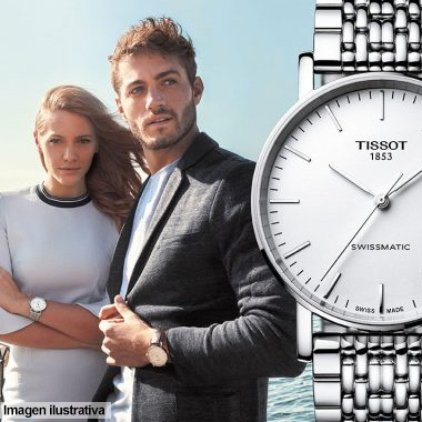 TISSOT RELOJES HOMBRE Y MUJER HASTA 40%OFF