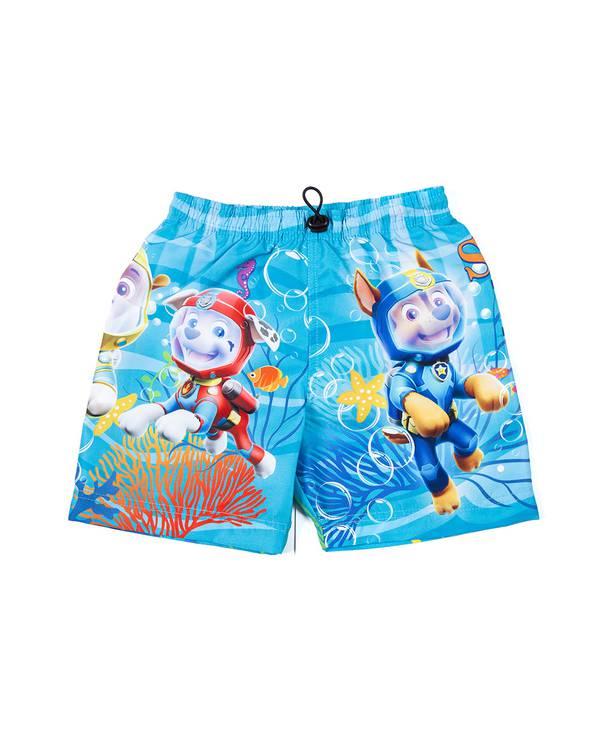Pantaloneta Baño Caminador Paw Patrol