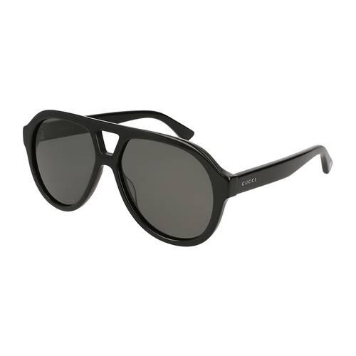 Gafas de sol negro-gris 59S-001
