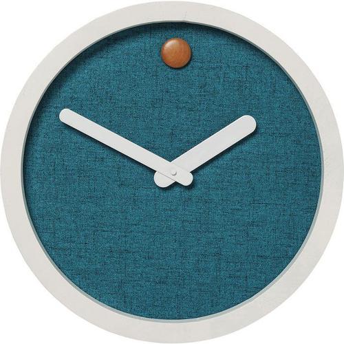 Reloj pared Miami azul Ø44cm