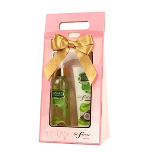 Estuche Sefora Dúo YOU MAY Coconut temptation 240ML