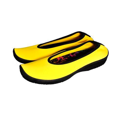 Zapatos Casual Amarillo