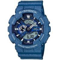Reloj g-shock anadigi azul-azul C-2A
